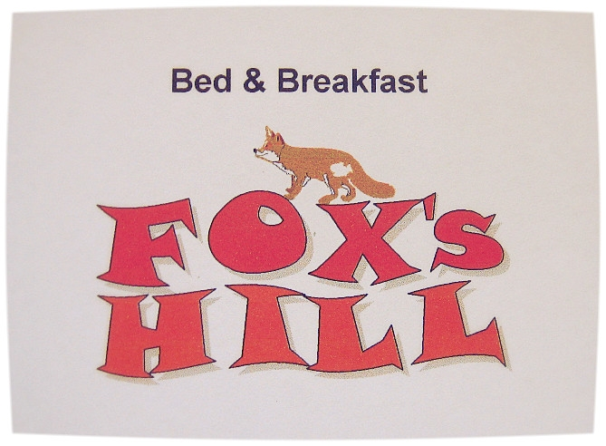 B&B FOX's HILL