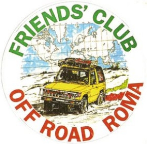 FRIENDS'CLUB OFF ROAD ROMA