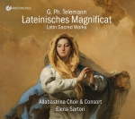 "Georg Philipp Telemann - ""Lateinisches Magnificat"""